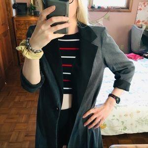 BIYAYCDA Blazer Coat L